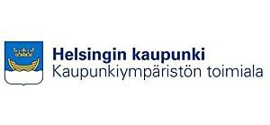 Helsingin kaupungin kaupunkiympäristön toimialan logo