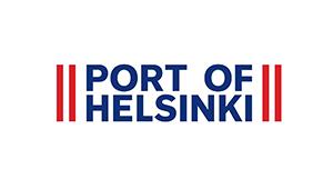 Helsingin sataman logo
