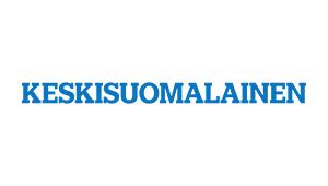 Keskisuomalaisen logo