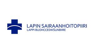 Lapin sairaanhoitopiirin logo