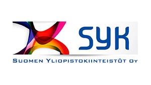 Suomen yliopistokiinteistöjen logo