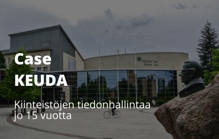 Case Keuda: Kokemuksia Buildercomista