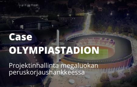 Case Olympiastadion: Kokemuksia Buildercomin projektipankista