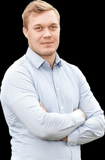Asiantuntija Jussi Tarvainen