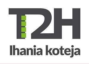 T2H Rakennus Oy logo