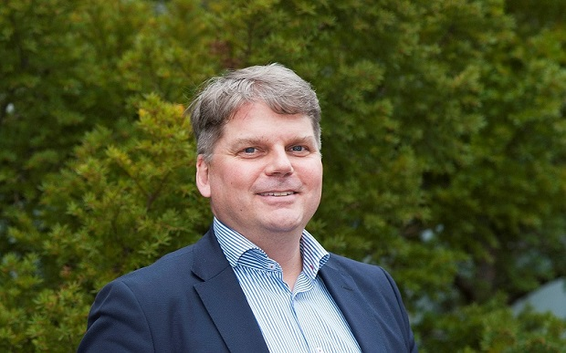 Buildercomin toimitusjohtaja Heikki Rouhesmaa